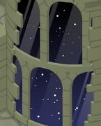 Sky-Kingdom Starry-Walls