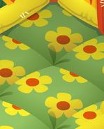 Bounce-House Grass-Carpet