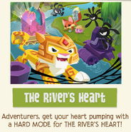 Jamaa-Journal River Heart hard