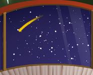 Mushroom-Hut Starry-Walls