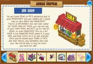 My Shop Jamaa Journal