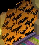 Pecks-Den Bat-Wallpaper
