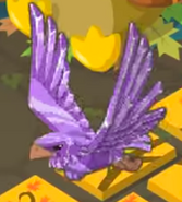 Legendary Eagle crystal 1