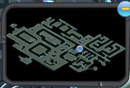 Mystery Below Hard Mode Map