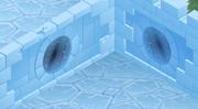 Snow-Fort Spaceship-Gray