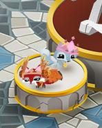 Diamond-Shop Pet-Pedestal