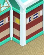 Beach-House Dust-Striped-Walls