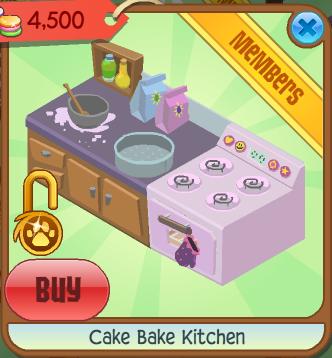 Cake Bake Kitchen Animal Jam Classic Wiki Fandom