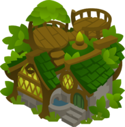 Cosmo's tree house icon
