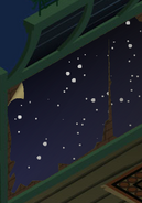 Epic-Haunted-Manor Starry-Walls