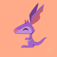 Taylor Maw Pet Kangaroo Concept Art