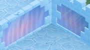 Snow-Fort Wavy-Pink-Walls