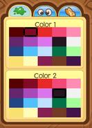 Pet Love Bunny colors