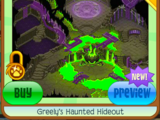Greely's Haunted Hideout