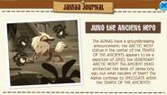Juno the Ancient Hero