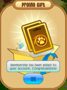 MembershipObtainedPop-Up