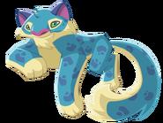 Smirkysnowleopard
