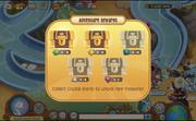 FD Adventure Rewards Glitch
