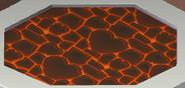 Friendship-Fortress Lava-Floor