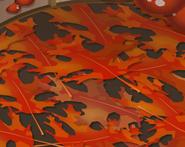Mushroom-Hut Lava-Floor