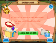 Members-Only-Ad Gifts