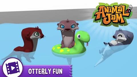 Animal Jam - Otterly Fun