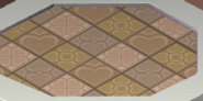 Friendship-Fortress Tile-and-Carpet