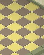 Sky-Kingdom Yellow-Diner-Tiles