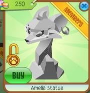 Amelia the fox alpha