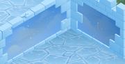 Snow-Fort Blue-Sky