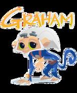 Alpha HQ Graham Art