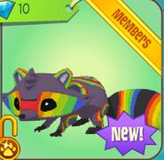 RainbowRaccoonDiamondShop