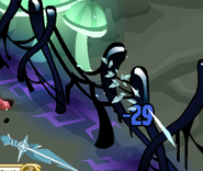 Adventure Ice Sword Animation
