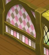 Spring-Cottage Pink-Argyle-Walls