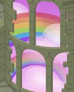 Sky-Kingdom Rainbow-Pink