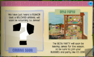 Beta party