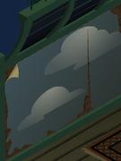 Epic-Haunted-Manor Blue-Sky