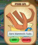 Member-Spin Rare-Mammoth-Tusks