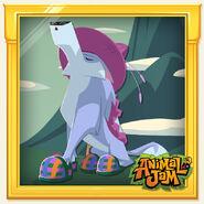 Animal jam wolf
