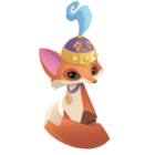Fox art spartan helmet