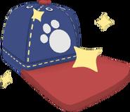 Proffesional baseball cap