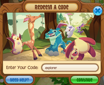 Codes Animal Jam Wiki Fandom