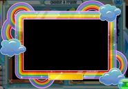 Masterpiece Rainbow-Frame