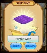 The-Claw Purple-Mat Jan-2011
