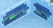 Snow-Fort Starry-Walls