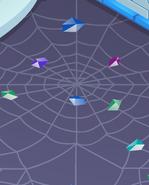 Crystal-Palace Spiderweb-Floor