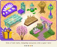 GardenEscapeBundle DenItems-Exclusives-Rare