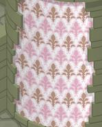 Sky-Kingdom Pink-Argyle-Walls