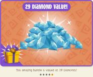 GardenEscapeBundle DiamondValue