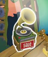 Jam-Session Music-Shop